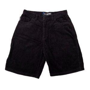 Billabong | Black 8 Wale Corduroy Beach Shorts 30